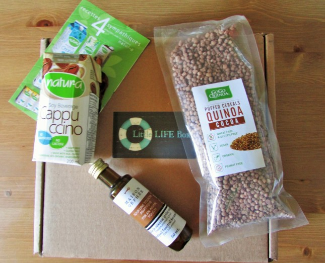 Little Life Box May 2014